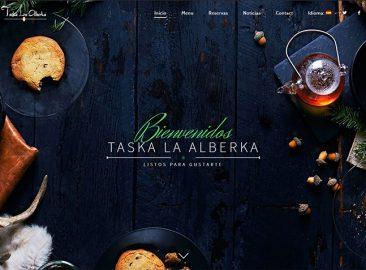 Web de Taska La Alberka